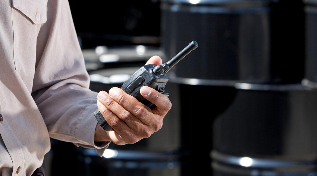 Mototrbo DP4601e portable radios