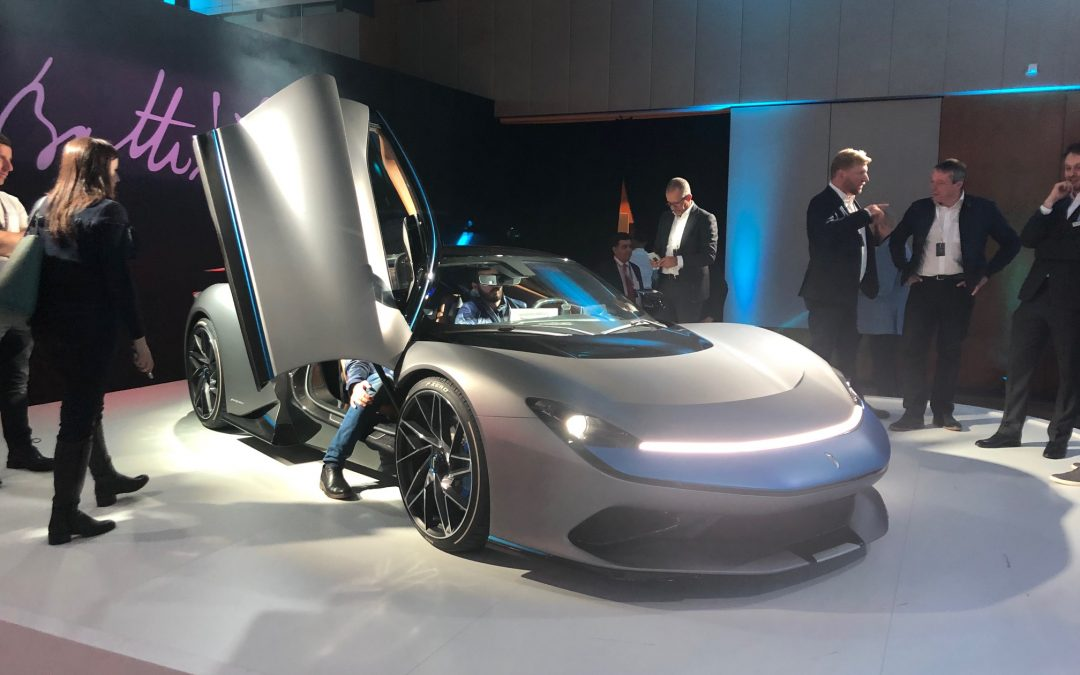 Motor shows are back and plan to make a big noise